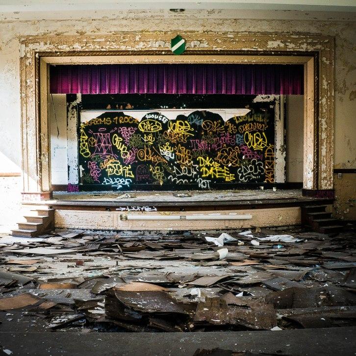Garfield Park Elementary, Detroit, MI
